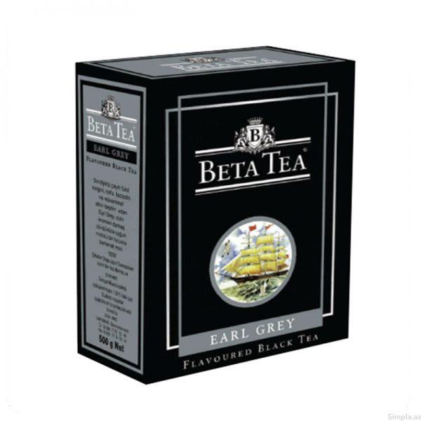 Çay 500qr - Earl Grey Beta