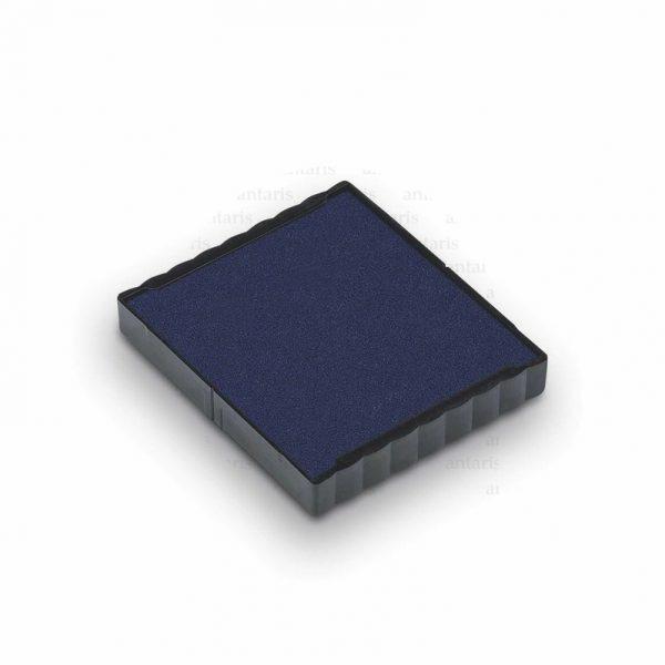 Möhür yastığı mavi 4924 (40x40mm)