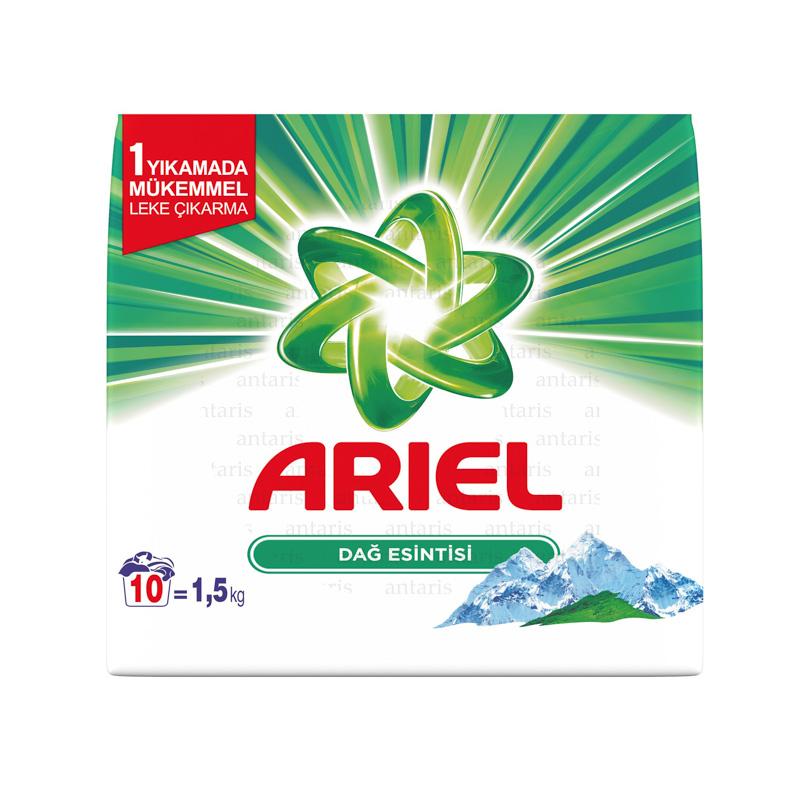 Yuyucu toz 1.5kq - LS bəyaz Ariel