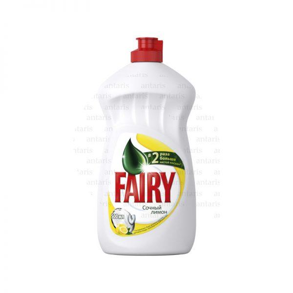 Gel qab yumaq üçün 500ml Fairy