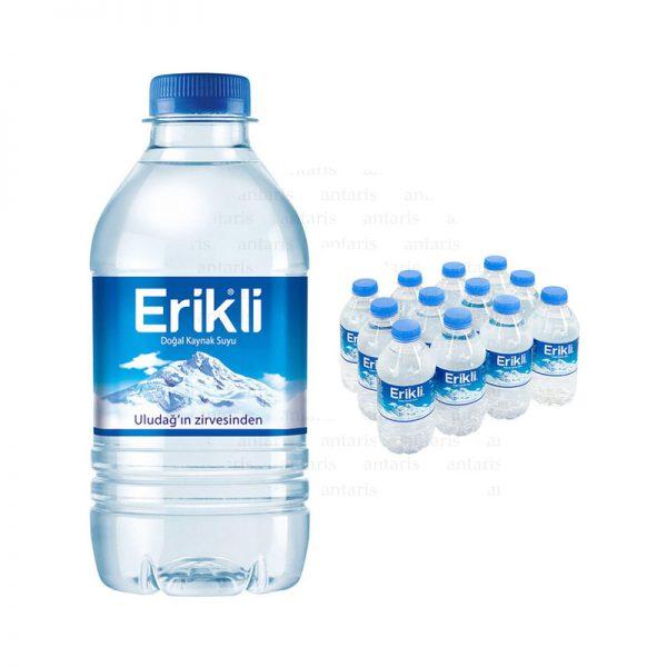 Mineral su qazsız 0.5lt Erikli