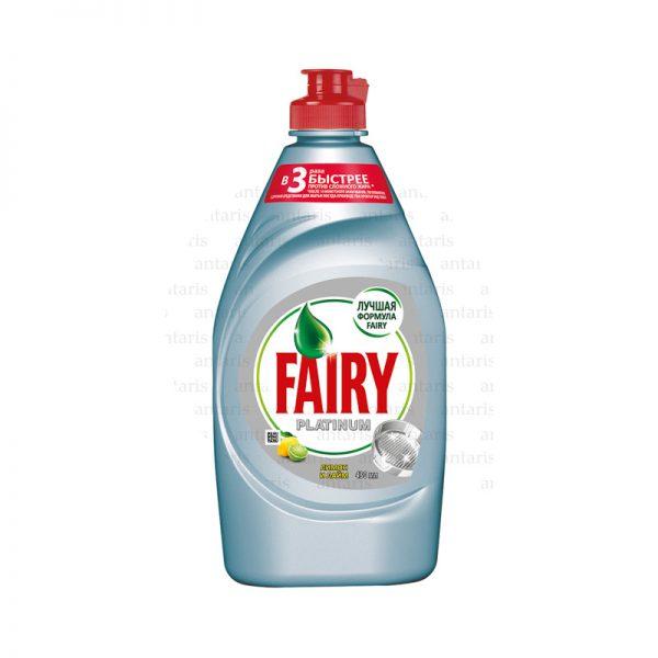 Gel qab yumaq üçün 430ml - Platinium Fairy