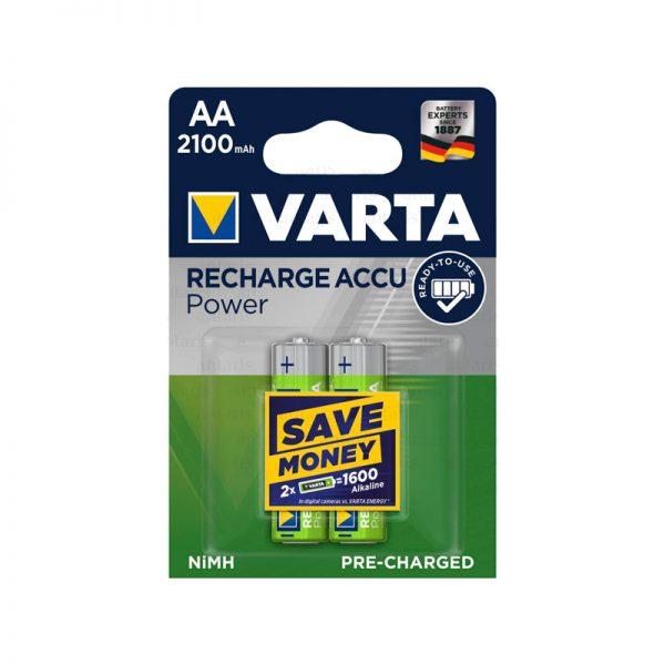 Batareya AA - Rechargeable 1x2 2100mA Varta