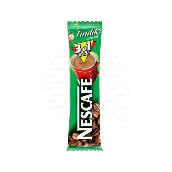 Kofe 3in1 yaşıl Nescafe-2