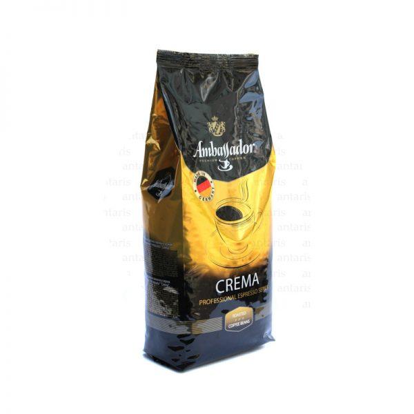 Kofe 1kq - Ambassador Crema