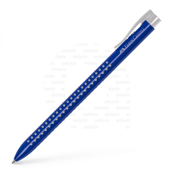Qələm diyircəkli 1,0mm GRIP 2020 Faber-Castell – Mavi