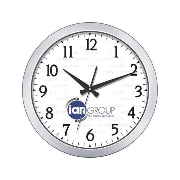 Divar saatı plastik 30sm 580B