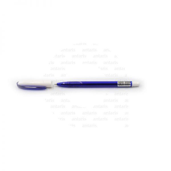 Qələm semi-gel 0.7 mm mavi-MD30010