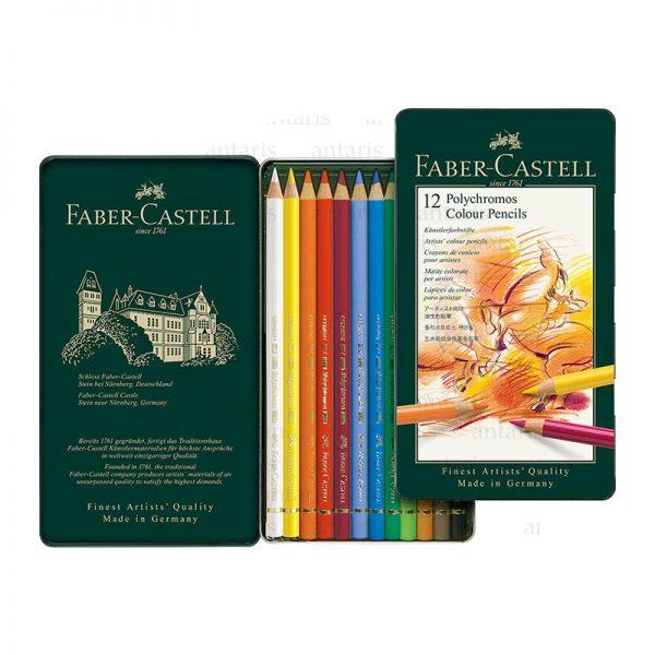 Karandaş 12rəng Faber-Castell