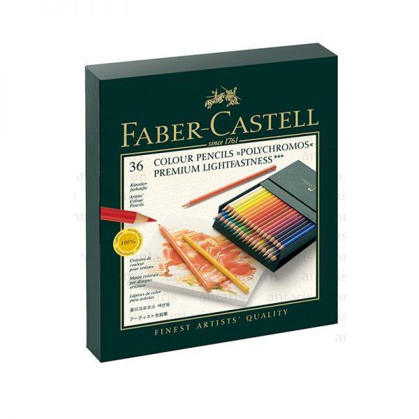 Karandaş 36rəng Faber-Castell