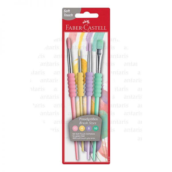 Fırçalar dəsti Faber-Castell