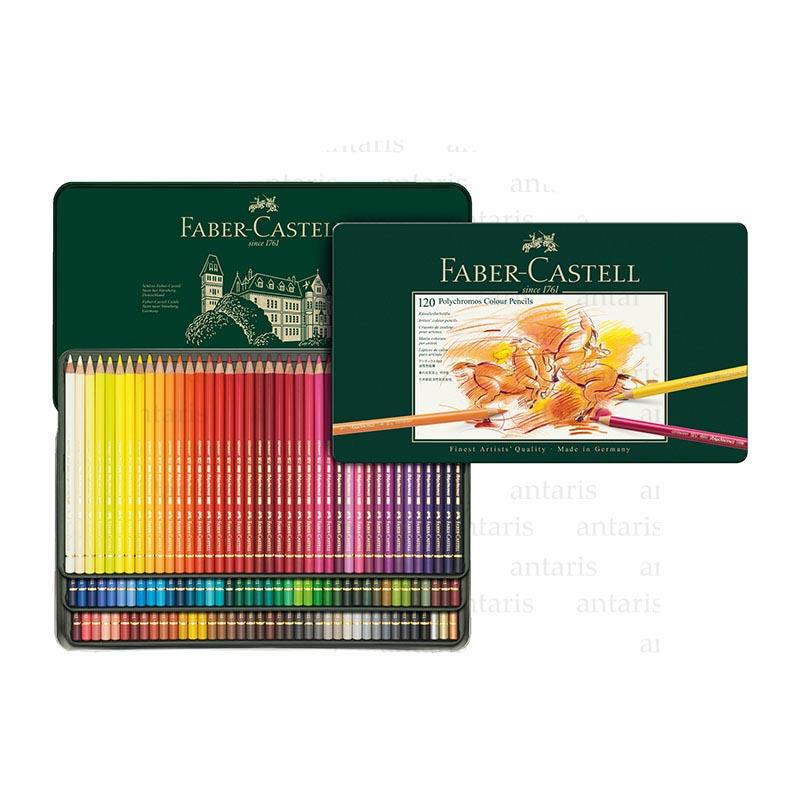 Rəngli karandaş Polychromos Faber-Castell