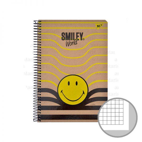 Bloknot Smiley World YES
